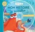Disney Pixar - Le monde de Dory - L'histoire du film. 1 CD audio