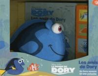 Disney Pixar - Les amis de Dory - Un livre sonore et une peluche.