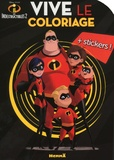 Disney Pixar - Les Indestructibles 2 - + stickers !.