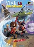 Disney Pixar - Les indestructibles 2 - + stickers !.