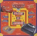 Disney Pixar - Ma box de rentrée Cars - Avec 1 poster, 1 livre d'éveil, 1 livre d'activités, 1 livre de coloriage, 1 planche de stickers.