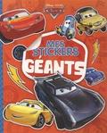 Disney Pixar - Mes stickers géants Cars.