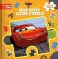 Disney Pixar - Mon petit livre puzzle Cars 3.