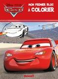 Disney Pixar - Mon premier bloc à colorier Cars.