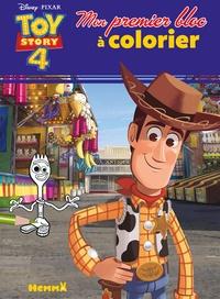 Disney Pixar - Mon premier bloc à colorier Disney Toy Story 4.