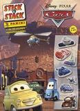 Disney Pixar - Stick & Stack Cars - + de 30 stickers repositionnables.