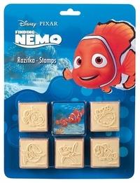 Disney Pixar - Tampons Nemo - Avec 5 tampons.