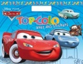 Disney Pixar - Top-Colo avec des stickers Cars.