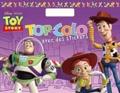 Disney Pixar - Top-Colo avec des stickers Toy story.