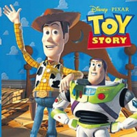 Disney Pixar - Toy Story 1.