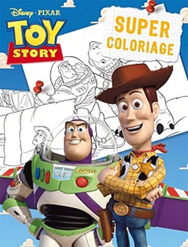 Disney Pixar - Toy story, super coloriage.