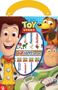 Disney Pixar - Toy Story - Coffret en 12 volumes.