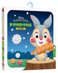 Disney - Pompons - La forêt.