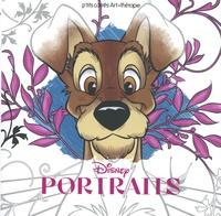 Disney et  Antartik - Portraits Disney.