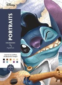Disney et Christophe-Alexis Perez - Portraits.