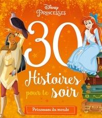 Disney et Emmanuelle Radiguer - Princesses du monde.