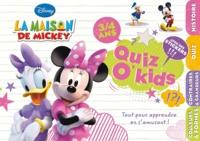 Disney - Quiz O'kids 3/4 ans.