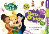 Disney - Quiz o'kids 5/6 ans - Tout pour apprendre en s'amusant !.