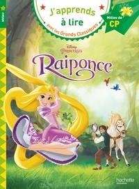 Disney - Raiponce - Milieu de CP.