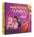 Disney et Ana Isabel Desabre - Raiponce. 1 CD audio