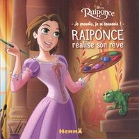 Disney et Thea Feldman - Raiponce - Raiponce réalise son rêve.