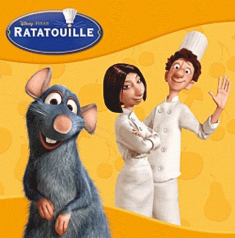 Disney - Ratatouille.