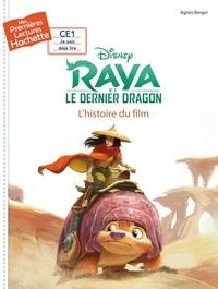 Disney et Agnès Berger - Raya et le dernier dragon - L'histoire du film.