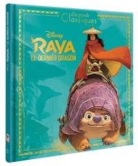 Disney - Raya et le dernier Dragon.