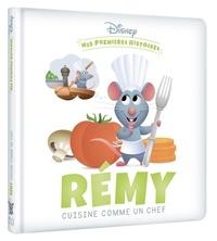 Disney - Rémy cuisine comme un chef.