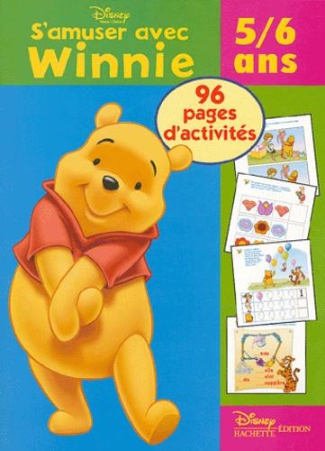 Disney - S'amuser avec Winnie 5/6 ans.