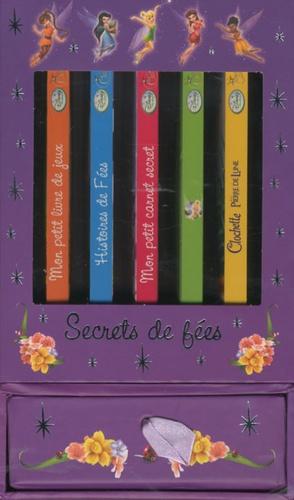 Disney - Secrets de fées - Coffret La fée Clochette.