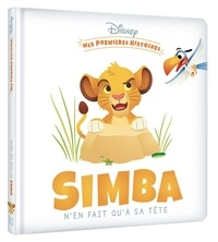 Disney - Simba n'en fait qu'à sa tête.