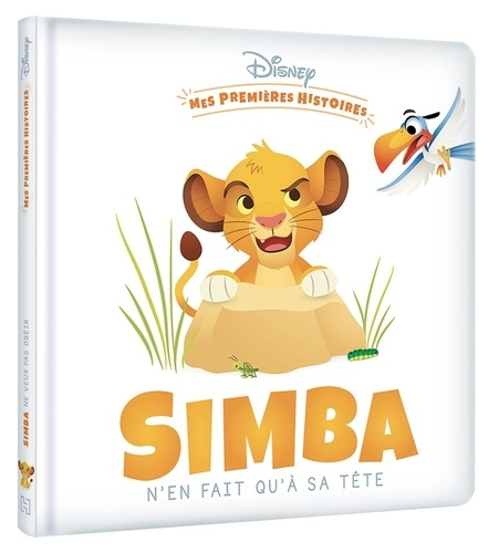 Simba n'en fait qu'à sa tête