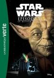 Disney - Star Wars Episode VI : Le retour du Jedi.