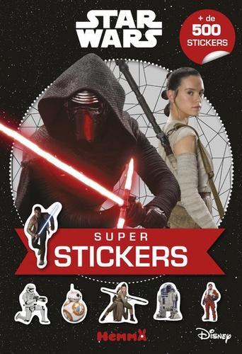 Disney - Star Wars super stickers.