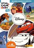 Disney - Stick & Color Disney.