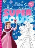Disney - Super colos Disney princesses spécial hiver.