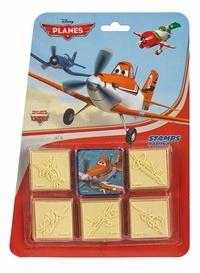 Disney - Tampons Planes - Avec 5 tampons.