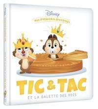 Disney - Tic et Tac et la galette des rois.