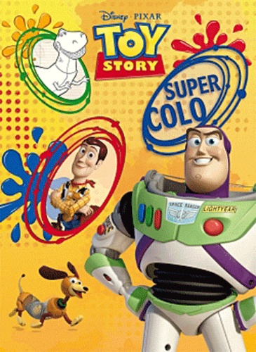 Disney - Toy story super colo.