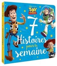 Disney - Toy Story - 7 histoires pour la semaine.