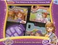 Disney - Trois histoires de clés avec Princesse Sofia - Contient 3 livres et 1 porte-clé sonore.