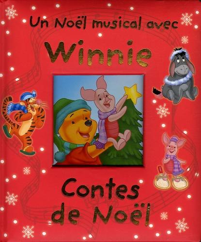 Disney - Un Noël musical avec Winnie l'ourson - Contes de Noël.