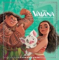 Disney - Vaiana - La légende du bout du monde.