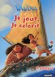 Disney - Vaiana - Avec un poster.