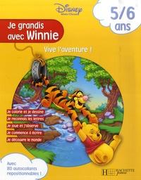 Disney - Vive l'aventure ! - 5/6 ans.