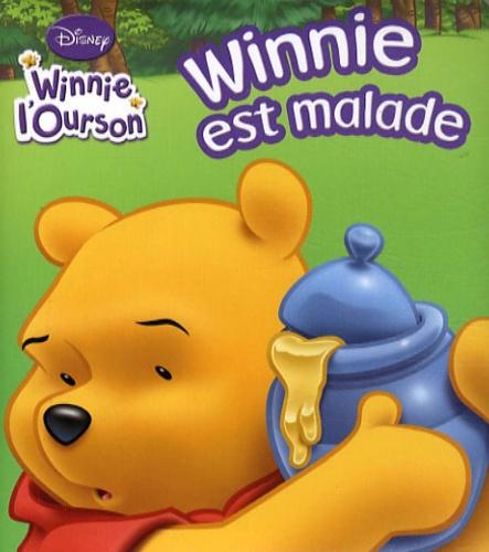 Disney - Winnie est malade.