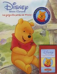 Disney - Winnie l'Ourson  : Les gargouillis perdus de Winnie ! - Avec une cartouche à insérer dans le Racont'histoires.