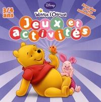 Disney - Winnie l'Ourson - Jeux et activités 3/4 ans.