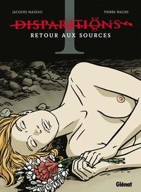Jacques Mazeau - Disparitions - Tome 01.